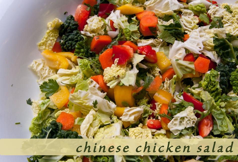 cabbage , chicken , chinese chicken salad , salad , savoy