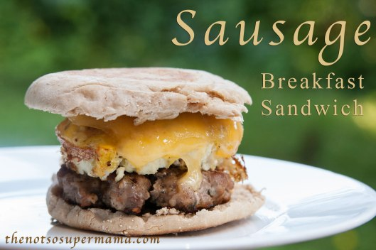 sausage.bfast.sand